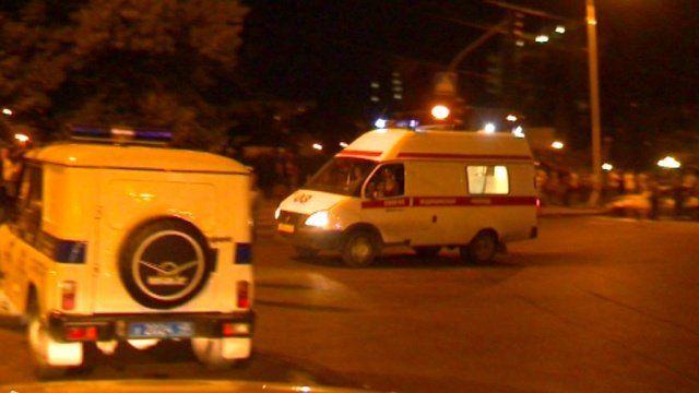 ВРостовской области «Киа» врезалась вларек: погибли шофёр ипассажир иномарки