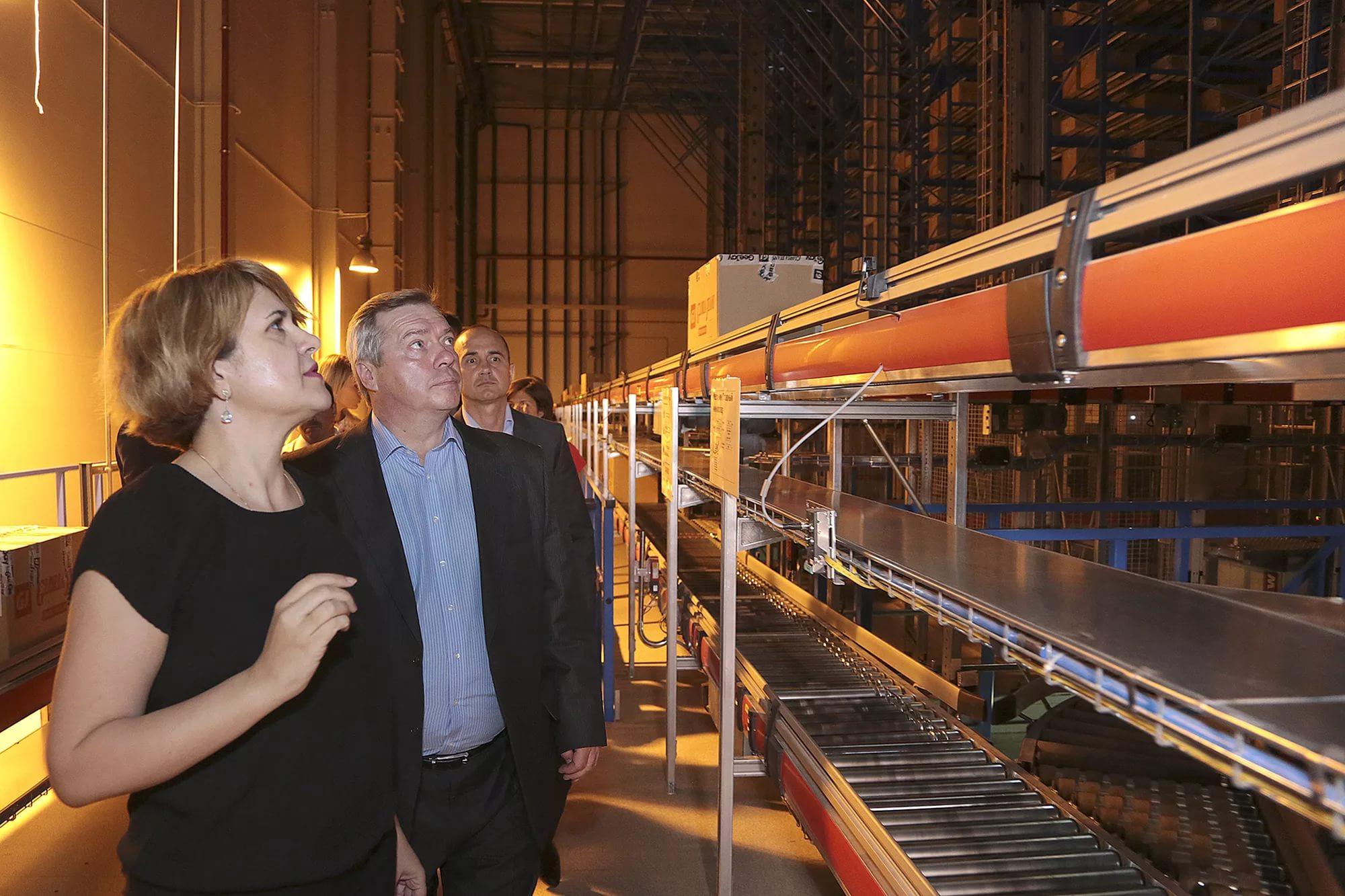 Встроительство центра «Глории Джинс» вШахтах вложат 20 млрд руб.