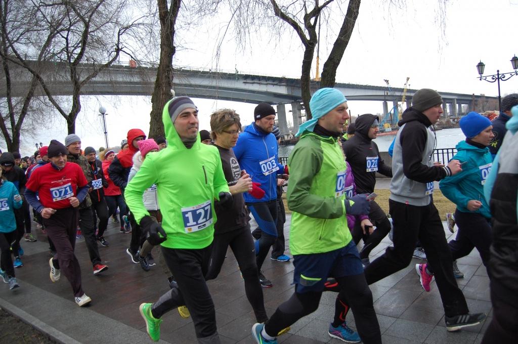 ВРостове участниками III Офицерского марафона стали 150 человек