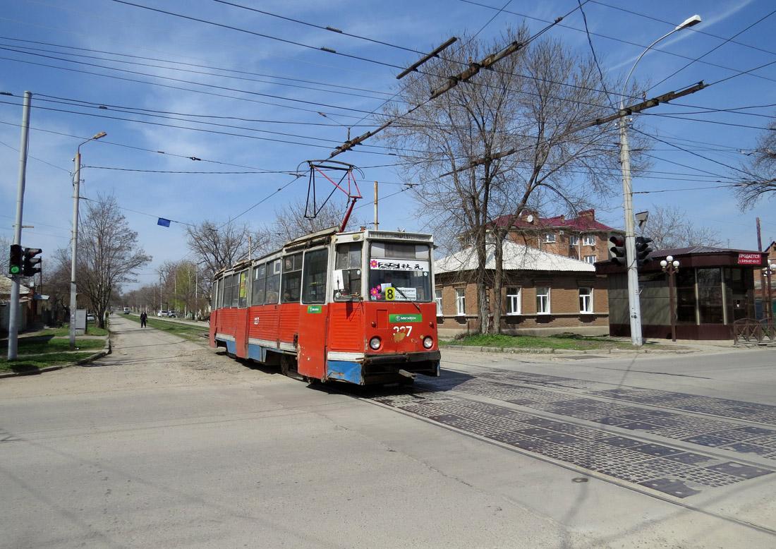 В Ростовской области 19-летний парень избил и ограбил водителя трамвая