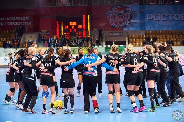 ГК «Ростов-Дон» вышел вполуфинал кубка Европейской гандбольной федерации