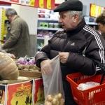 Цены на 20 процентов продуктов снизились из-за укрепления рубля