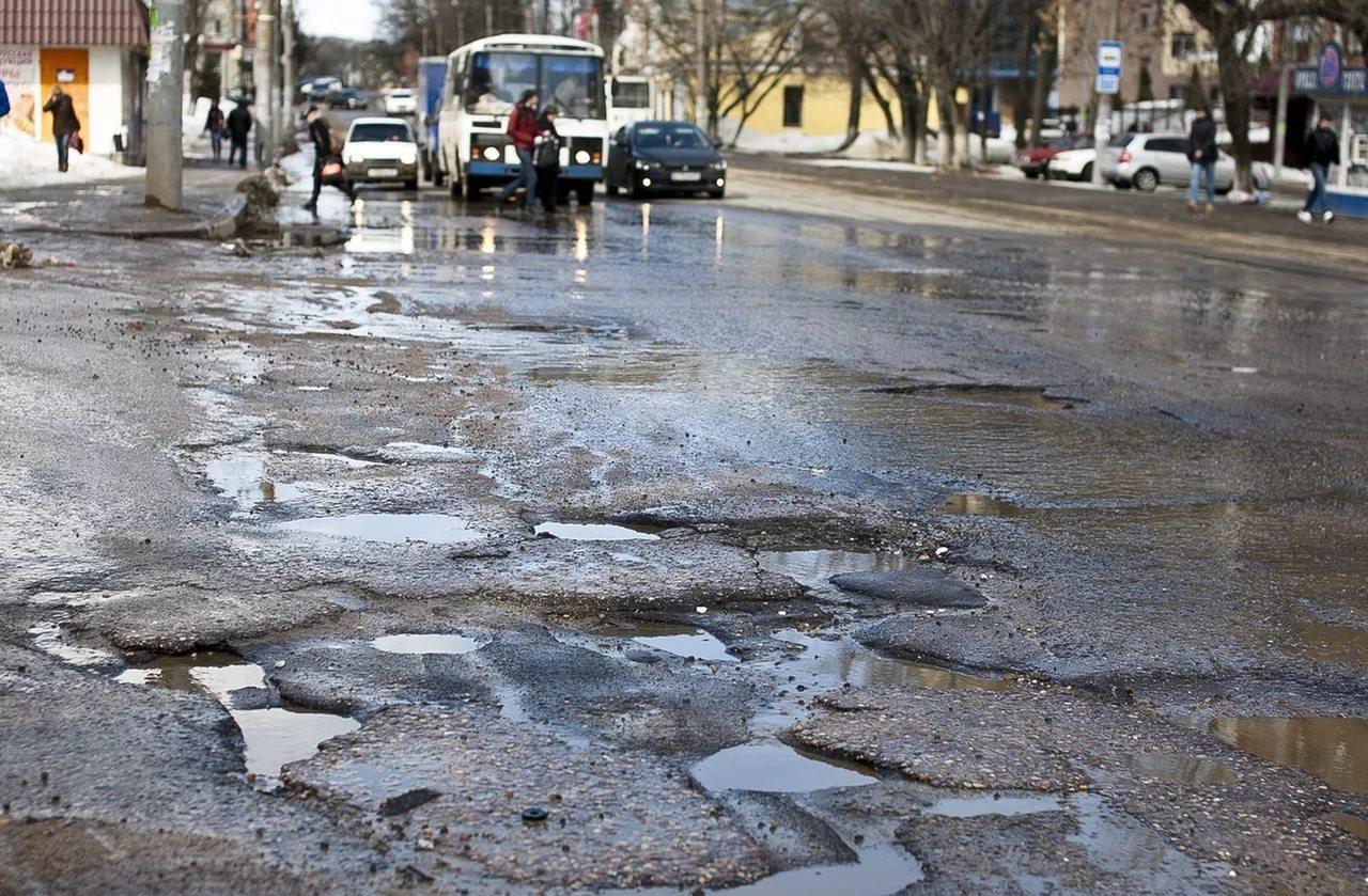 Губернатор Василий Голубев об «убитых» дорогах.