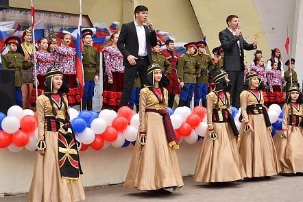 8марта впарке Горького пройдет большой праздник