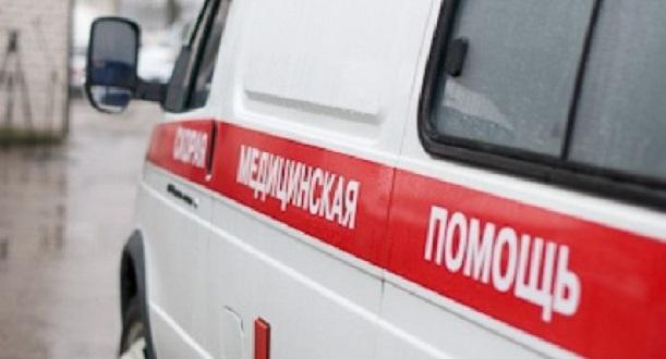 Под Ростовом ученический автобус попал вДТП