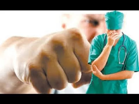 Доктор пострадал впроцессе конфликта спациентом вАзове
