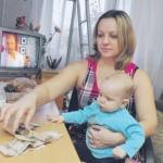 Реальная бедность в России в два раза выше официальной