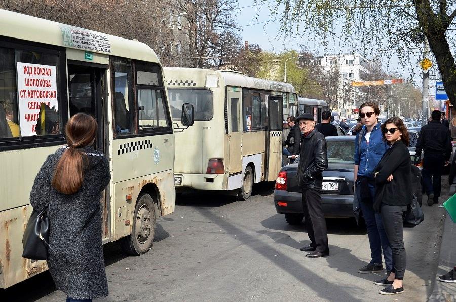 74 маршрутки проверили органы власти иинспекторы ГИБДД вРостове