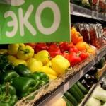 Экологически чистые продукты оказались недоступными для россиян