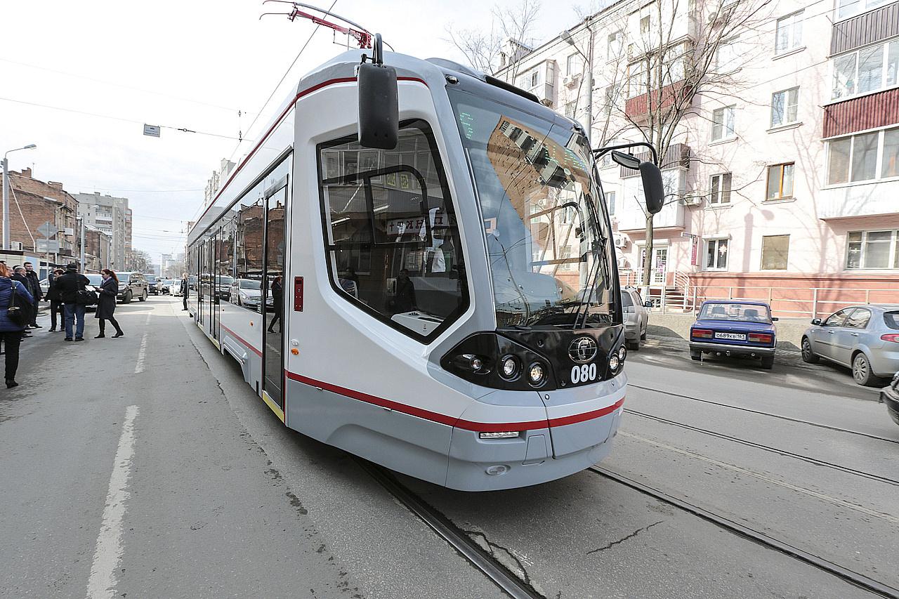 Ростовская область планирует купить на428 млн руб трамваи для Ростова-на-Дону
