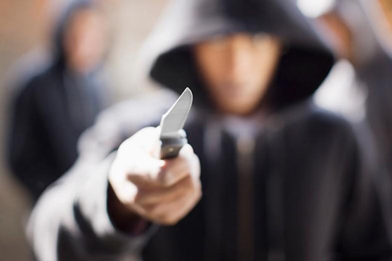 ВРостовской области задержали банду нападавших налюдей сножами