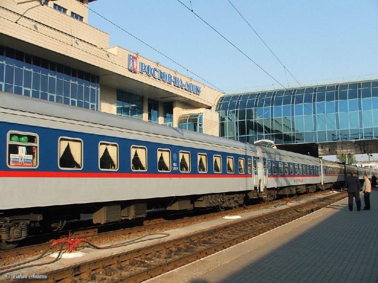 Между Ростовом иАнапой с28мая начнет ходить скорый поезд