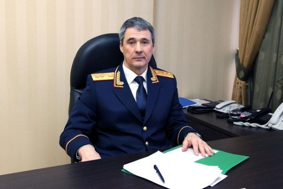 Путин освободил отдолжностей ряд глав региональныхСУ СК иГУ ФСИН