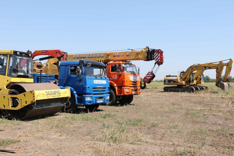 Кновому кладбищу Ростова-на-Дону будет построена дорога