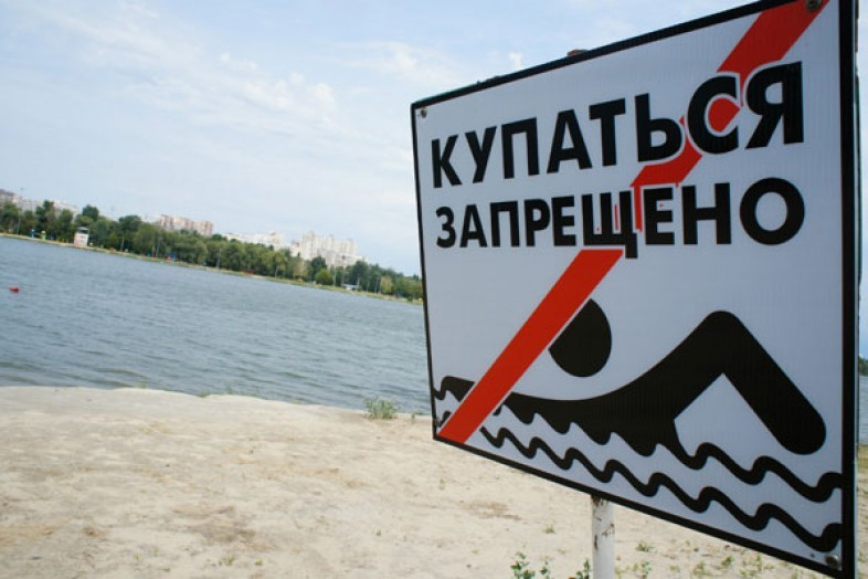 Практически половина водоёмов Ростовской области опасна для купания
