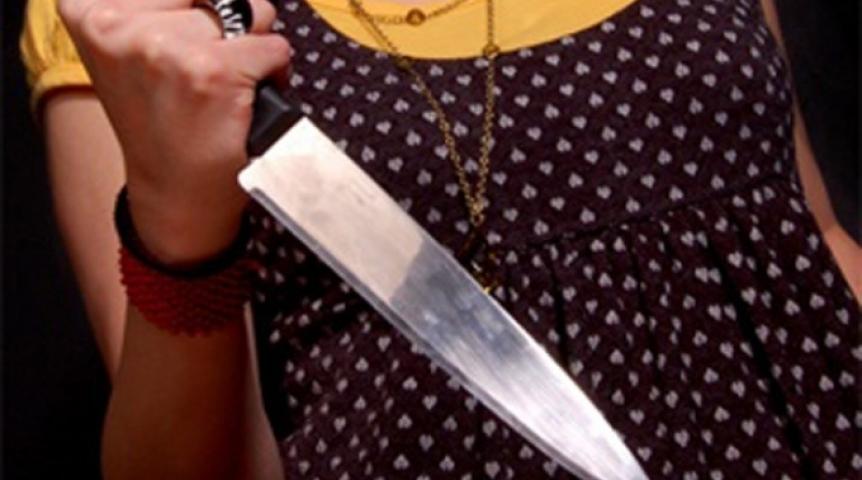 ВРостовской области 32-летняя женщина порезала своего сожителя кухонным ножом