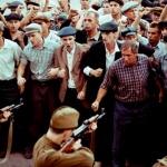Хрущёва — на мясо. Как в Новочеркасске рабочих расстреливали