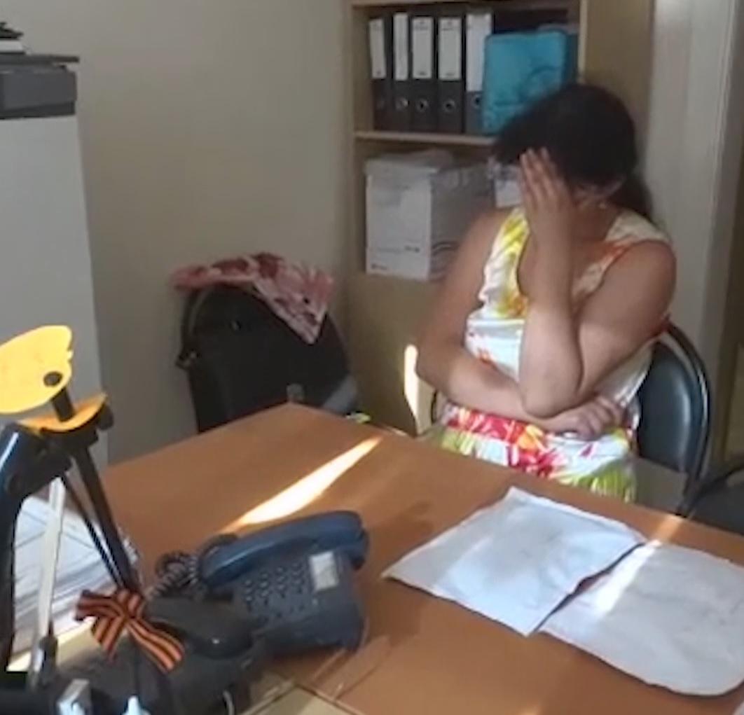 ВРостовской области многодетная мать издевалась над детьми