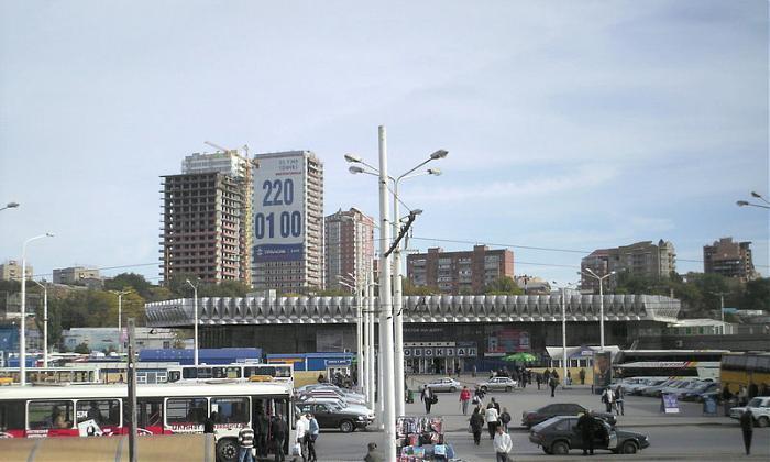 ВРостове наГлавном автовокзале продавали билеты позавышенной цене