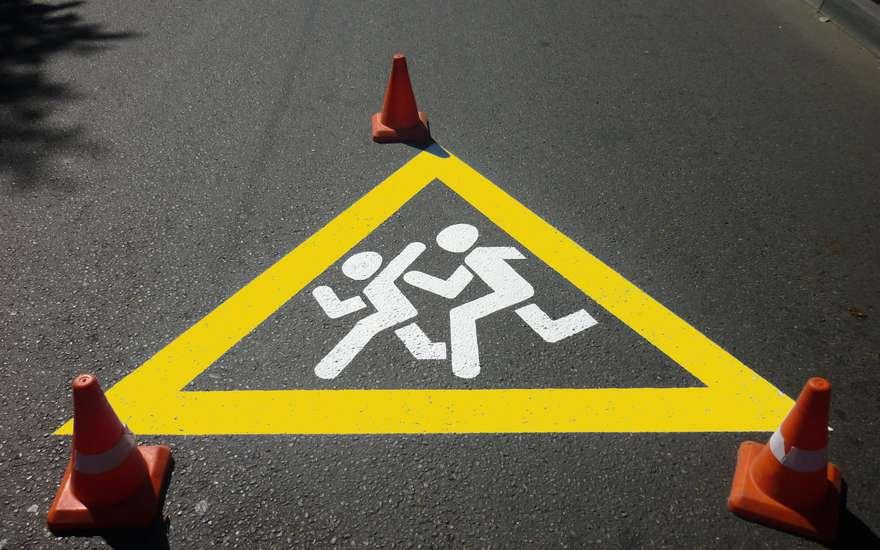 Шофёр «Рено Флюенс» сбил 8-летнего ребенка вРостове
