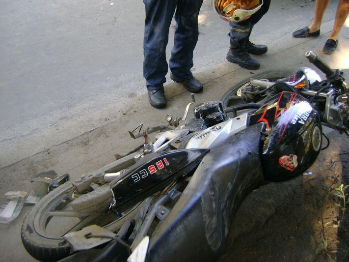 ВРостовской области умер мотоциклист