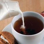 Чай с молоком и другие опасные сочетания продуктов