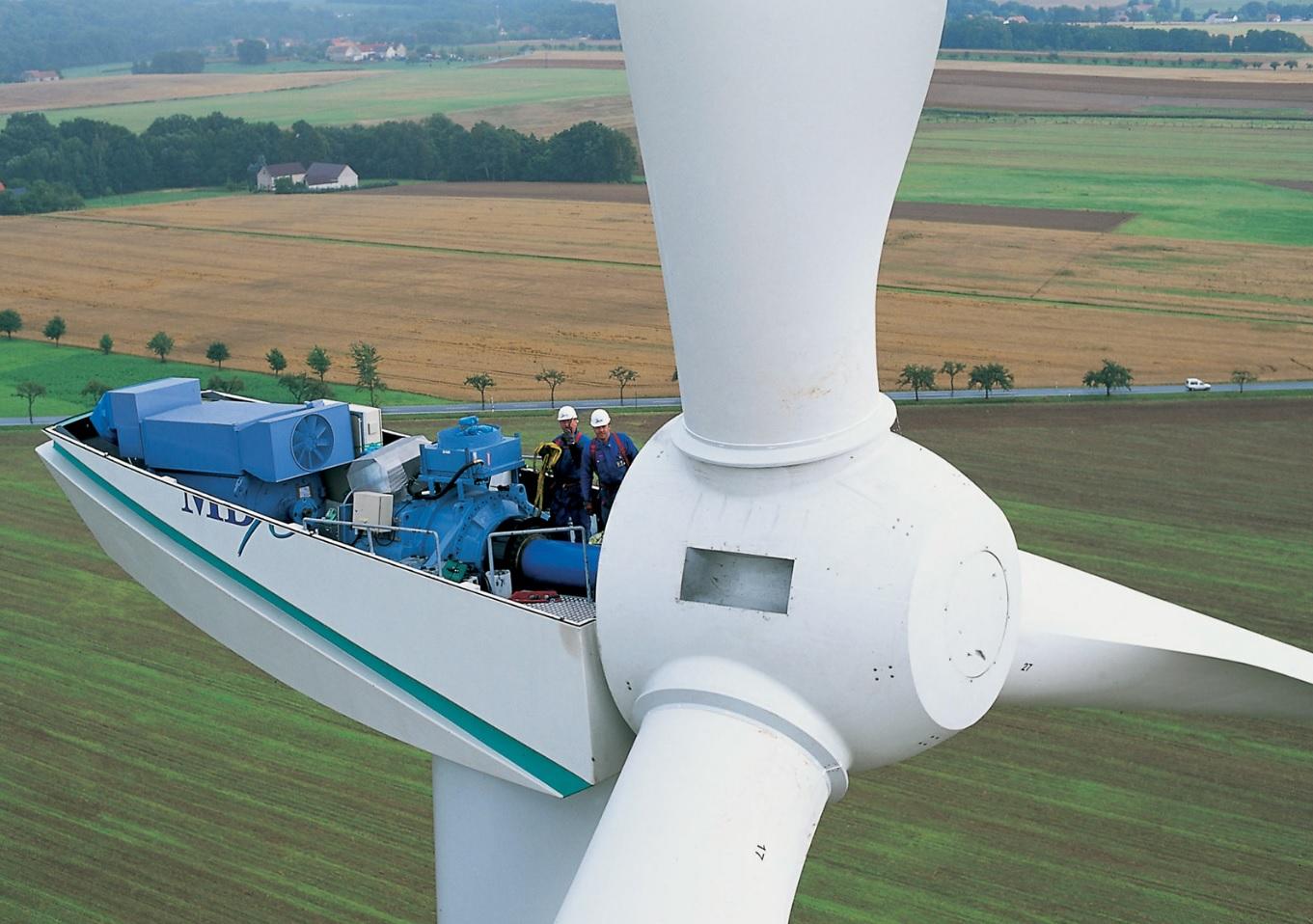ВРостовской области расширят налоговые льготы для ветропарков