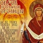 Покрова Пресвятой Богородицы: народные приметы и обычаи