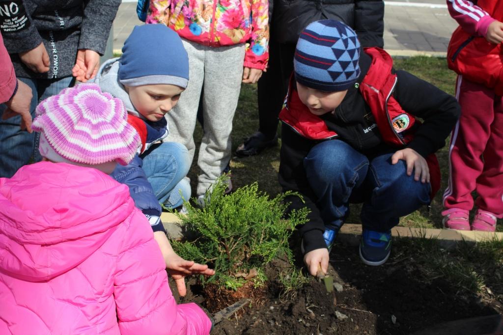 Вближайшую субботу ростовчане могут принять участие впразднике древонасаждения