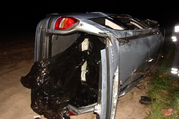 Мужчина умер вжутком ДТП сопрокидыванием иномарки натрассе Ростовской области