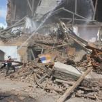Что делать при землетрясении