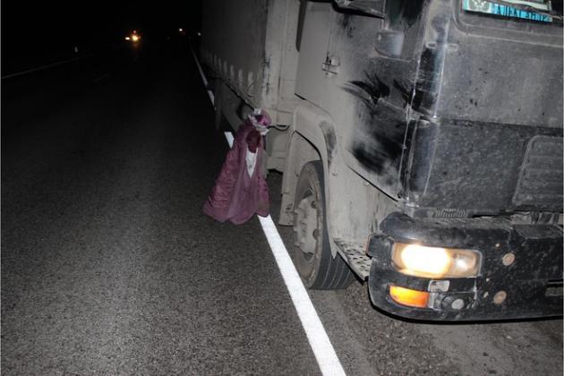 НаДону шофёр фургона насмерть сбил женщину-пешехода
