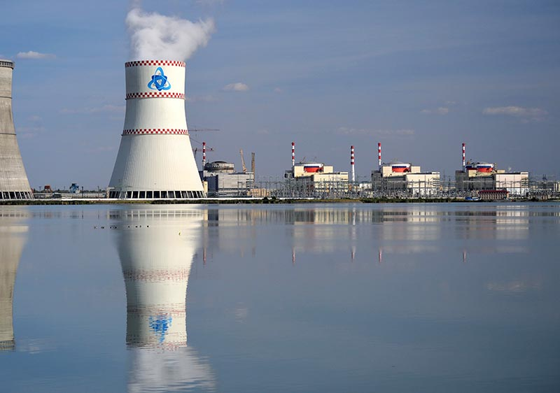 Ростехнадзор позволил запустить новый атомный энергоблок наЛАЭС