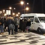 Работа нового аэропорта Ростова-на-Дону началась с транспортного коллапса