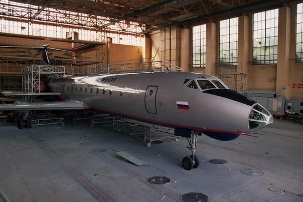 Голубев предложил перенести авиаремонтный завод врайон Платова