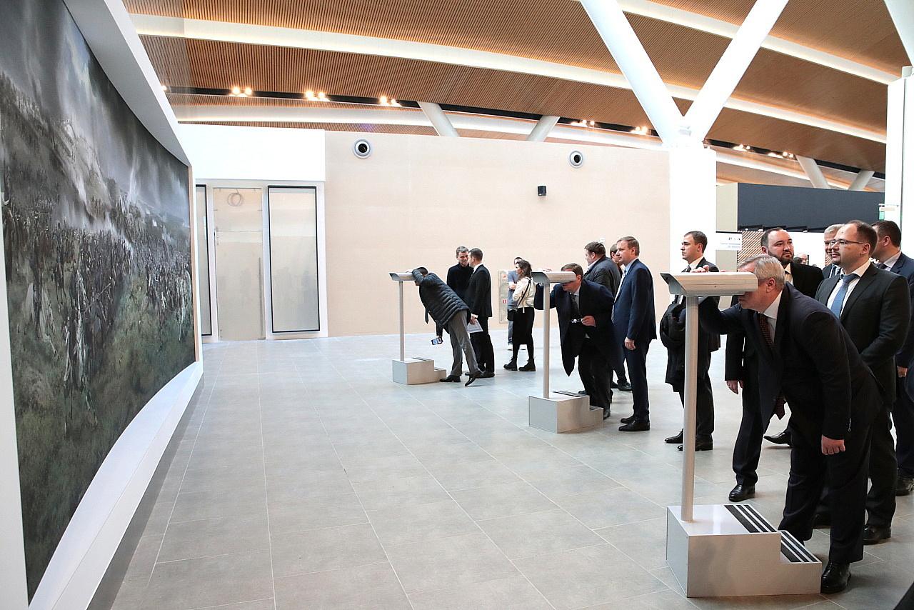 Атаман Платов, Дон иКутузов: ваэропорту открыли мультимедийную выставку