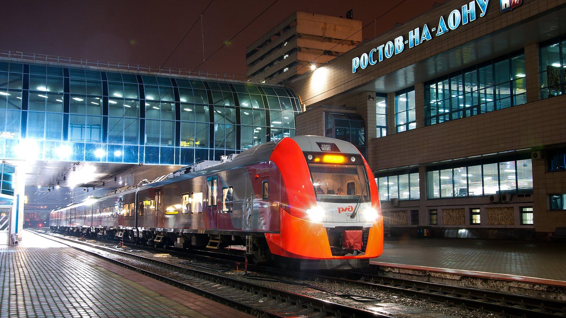 Вечерняя «Ласточка» изРостова вКраснодар весной продлит собственный маршрут доТуапсе