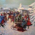 Святки: история, традиции, обряды, гадания