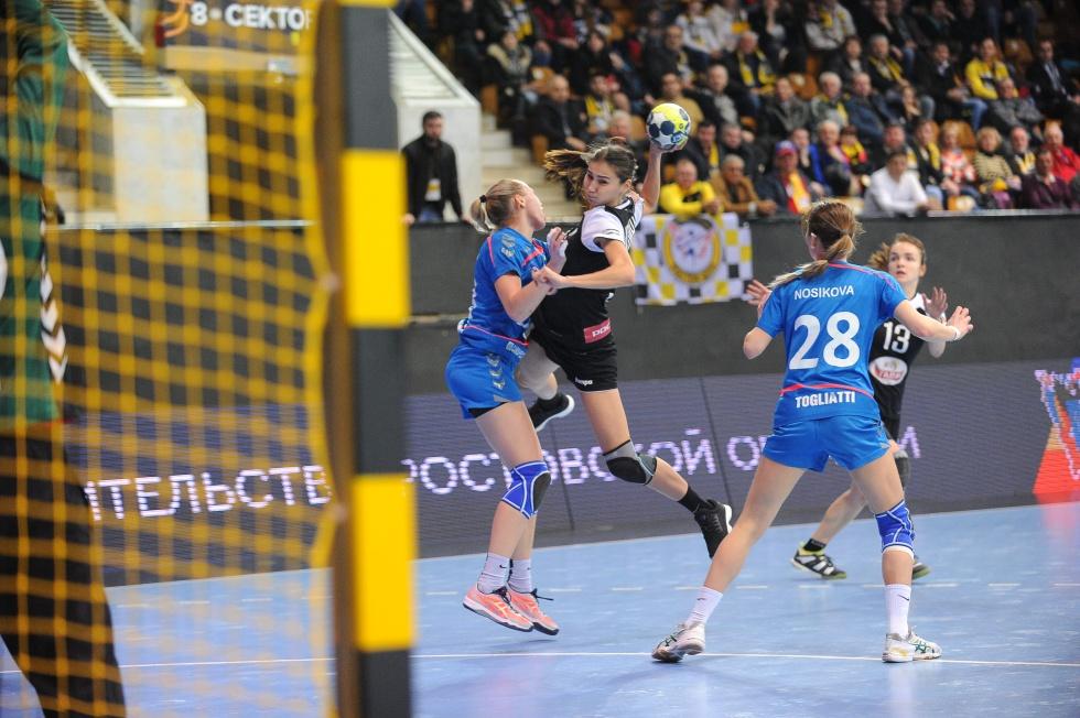 ГК «Ростов-Дон» вырвал победу утольяттинской «Лады»