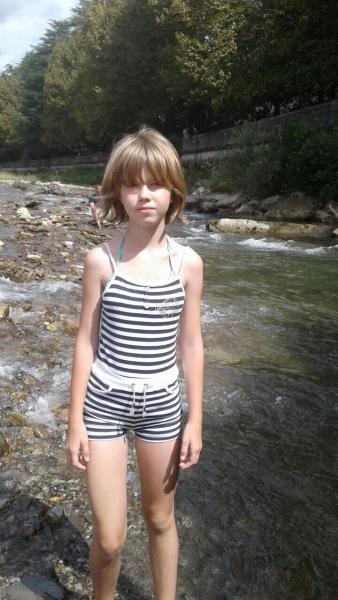 как похудеть девочке 11 лет