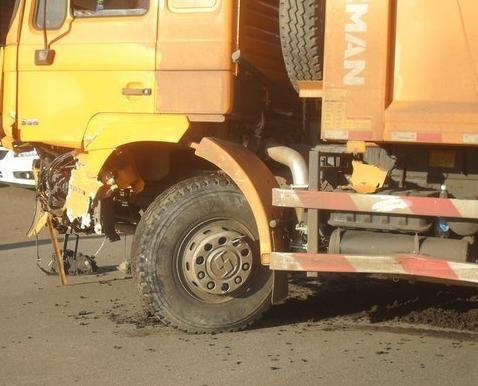 Натрассе М-4 «Дон» в трагедию попали сразу 8 машин