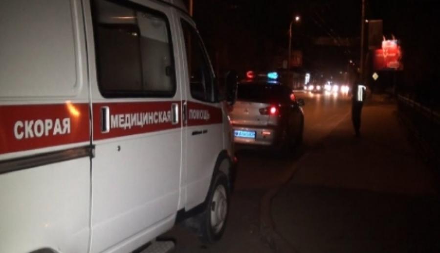 ВДТП савтобусом вРостове-на-Дону пострадали два человека