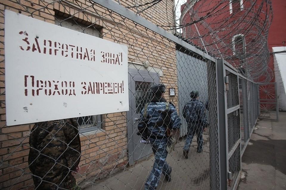 Испугавшись проверки, заместитель начальника ГУФСИН скрыл покушение наубийство заключенного вРостовской области