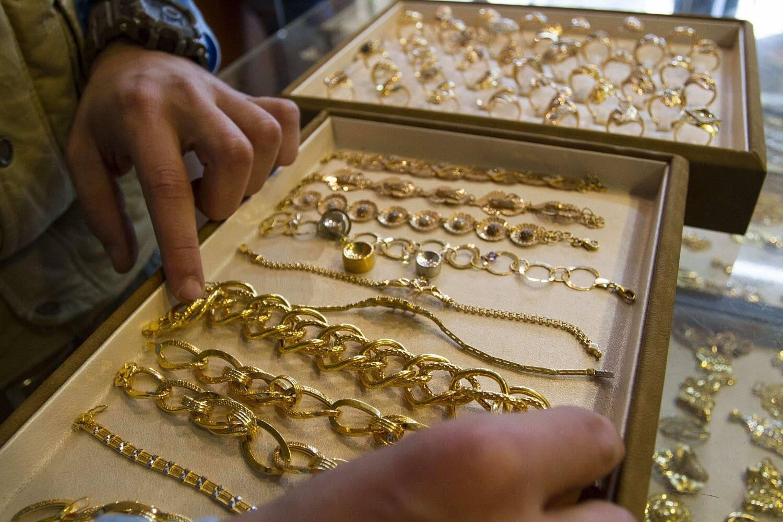 Двое граждан  Липецка ограбили ювелирный магазин вРостове