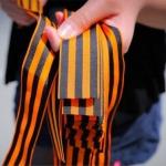 В России ужесточились правила ношения георгиевских ленточек