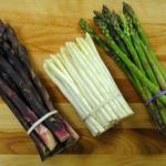 Спаржа - малокалорийный овощ: особенности хранения и употребления