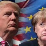 Трамп бросает Европу
