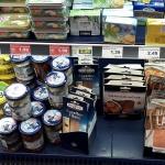 Цены на продукты питания в 10 странах Евросоюза
