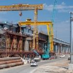 На Крымском мосту готовят облавы