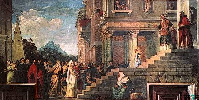 4 декабря православные отмечают праздник Введение во храм Пресвятой Богородицы.